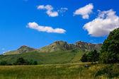 Mountain peak bure — Stock Photo
