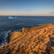 Iceberg off the coast of Newfoundland and Labrador — Stock Photo #72635939