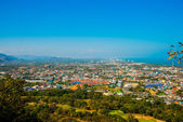 View of the sea. Thailand. — Stock Photo