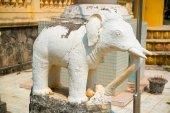 Kamień słoń. — Zdjęcie stockowe