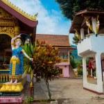 Religious building in Laos. — Stock Photo #70890257