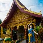 Religious building in Laos. — Stock Photo #70890405