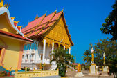 The temple in Laos. — Stock Photo