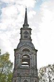 Stary kościół w rosji — Zdjęcie stockowe