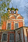 Old Church in Russia — Stock Photo