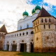 Russia, settlement Borisoglebsky. Boris and Gleb on the Mouth of the Rostov monastery — Stock Photo #72606807