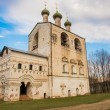 Russia, settlement Borisoglebsky. Boris and Gleb on the Mouth of the Rostov monastery — Stock Photo #72610839