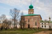Russia, settlement Borisoglebsky. Boris and Gleb on the Mouth of the Rostov monastery — Stock Photo