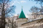 科斯特罗马 Kremlin.Russia,temples. — 图库照片