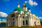 Spaso-Yakovlevsky monastery in Rostov the Great, Russia. — Stock Photo