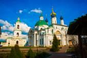 Monastero Spaso-yakovlevsky in rostov la grande, russia. — Foto Stock
