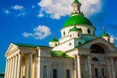 Spaso-Yakovlevsky monastery in Rostov the Great, Russia. — Stock Photo