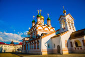 Rostov Trotz-Sergiyev Vanicky monastery,Rostov the Great, Russia. — Stock Photo