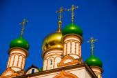 Rostov Trotz-Sergiyev Vanicky monastery,Rostov the Great, Russia. — Stock Photo