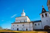 Het Ferapontov-klooster is een 15-18 eeuw. Vologda regio. Rusland. — Stockfoto