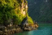 Asia, país de Vietnam. Montañas. — Foto de Stock