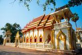 在泰国的美丽中国寺庙 — 图库照片