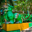 Very beautiful, modern and large Park in Ho Chi Minh city. — Stock Photo #73805869