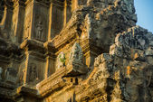 The temple complex of Angkor Wat. — ストック写真