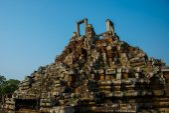 Bapuon.The complexe du temple d'Angkor. — Photo