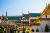 Grand palace bangkok, THAILLAND — Stock Photo
