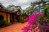 Temple bouddhiste. Vietnam Dalat. — Photo