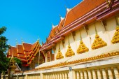 The religious complex. Khon Kaen.Thailand. — Stock Photo