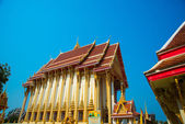 The religious complex What That. Khon Kaen.Thailand. — Stock Photo