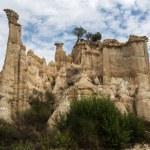 Sandstone columns — Stock Photo #69413063