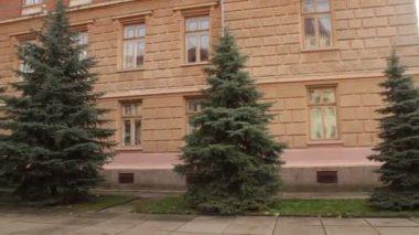 Tsjernivtsi regionale overheid — Stockvideo