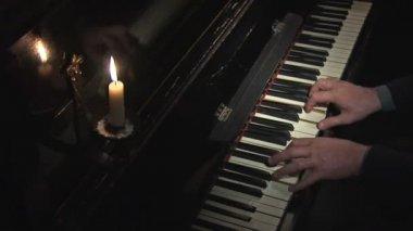 Piano 7.mov — Stock Video