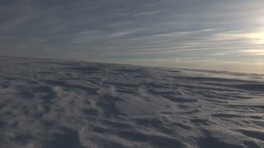 Snowy wilderness 4.mov — Vídeo stock