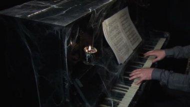 Piano 12.mov — ストックビデオ