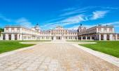 Royal Palace of Aranjuez, Spain — Stock Photo