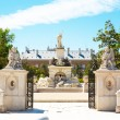 Fountains of the Palacio Real, Aranjuez — Stock Photo #74066255