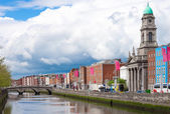 Dublin, Ireland — Stock Photo