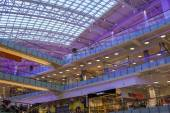 Mall Aviapark, the largest shopping center in Europe — Stock Photo