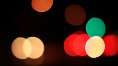 Abstract colorful lights — Stock Video