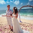 Traditional wedding in Bali — Stock Photo #69924863