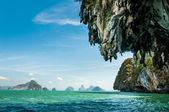 Panak island, Thailand — Stock Photo
