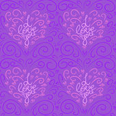 Valentine's day pattern — Stockvector