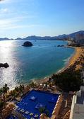Acapulco bay — Stockfoto