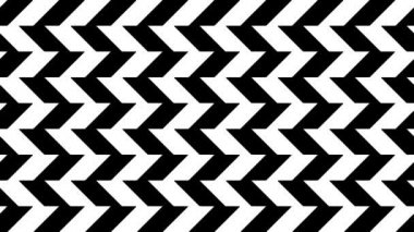 Distorted horizontal parallel lines — Stock Video
