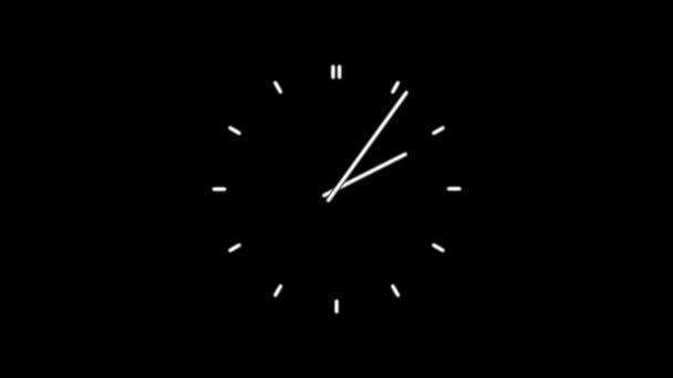 Clockn8-05-kc — Vídeo de stock