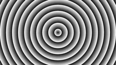 ConcentricA-11-pb — Stock Video