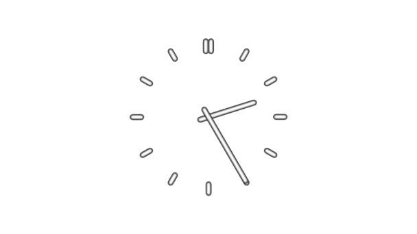Clockn8-06-wd — Vídeo de stock