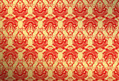 Gold and red wallpaper — Vecteur