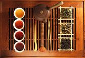 Bodegón de té — Foto de Stock