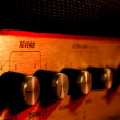 Amplifier on macro — Stock Photo #69625627