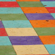 Colored mosaic tiles — Stock Photo #69650409